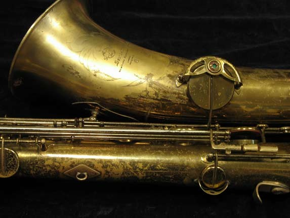 Selmer Lacquer Mark VI Baritone - 118366 - Photo # 13