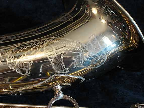 Selmer Lacquer Super Action 80 Tenor - 351678 - Photo # 14
