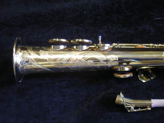 Selmer Lacquer Super Action 80 serie III Soprano - 510733 - Photo # 5
