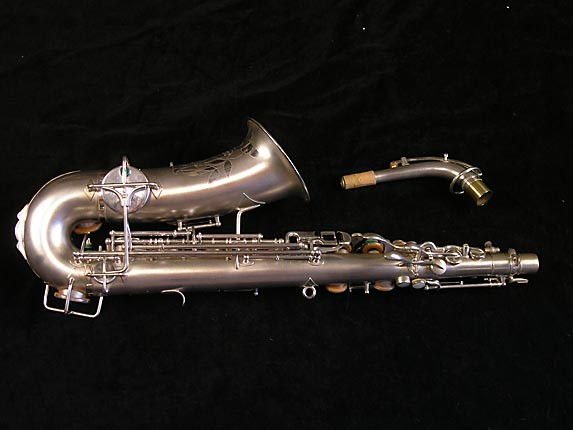 Buescher Silver Plate True Tone Alto - 211895 - Photo # 2