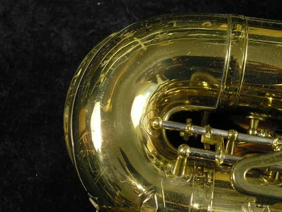 King Lacquer-Sterling Neck Super 20 Alto - 283230 - Photo # 26