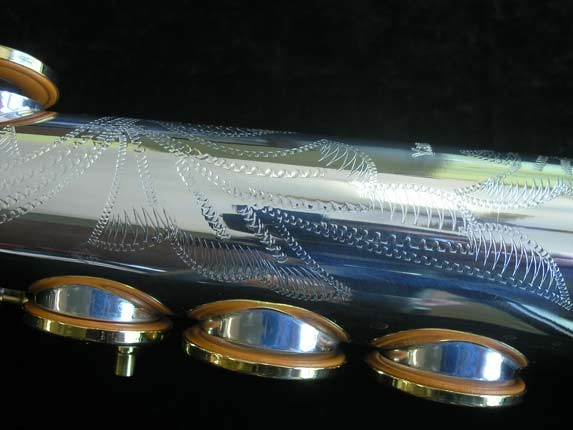Yanagisawa Sterling Silver S-9930 Soprano - 00217816 - Photo # 18