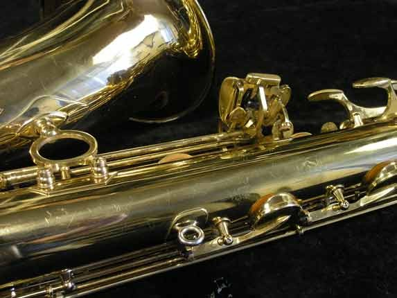 Yanagisawa Lacquer T-901 Tenor - 00234567 - Photo # 16