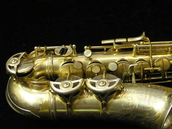SML Gold Plate Rev. D Alto - 10145 - Photo # 2