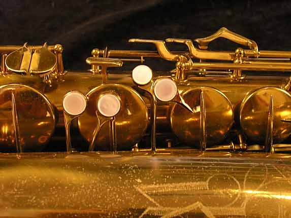 Conn Lacquer 10M Tenor - 266946 - Photo # 14