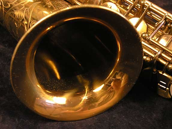 Selmer Lacquer Balanced Action Alto - 26416 - Photo # 11