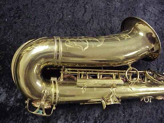 Selmer Lacquer Super Balanced Action Alto - 51899 - Photo # 5