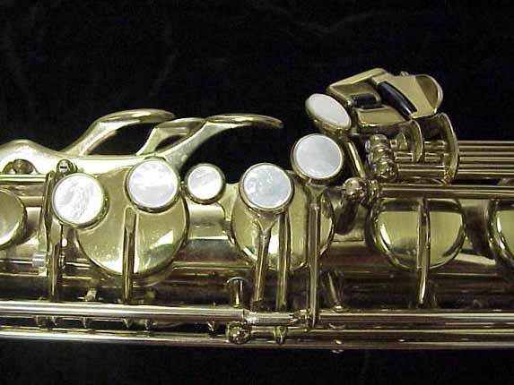 Selmer Lacquer Mark VI Tenor - 115991 - Photo # 25