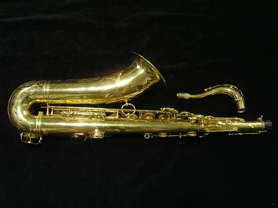 Selmer Gold Plate Mark VI Tenor - 142934 - Photo # 4