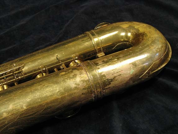 Selmer Lacquer Mark VI Baritone - 118366 - Photo # 14