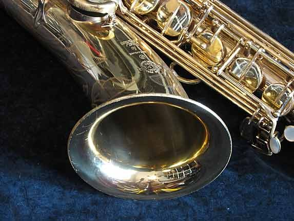Selmer Lacquer Super Action 80 Tenor - 351678 - Photo # 15