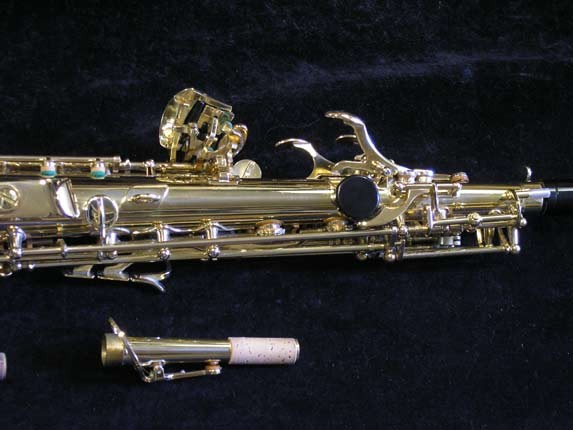Selmer Lacquer Super Action 80 serie III Soprano - 510733 - Photo # 6