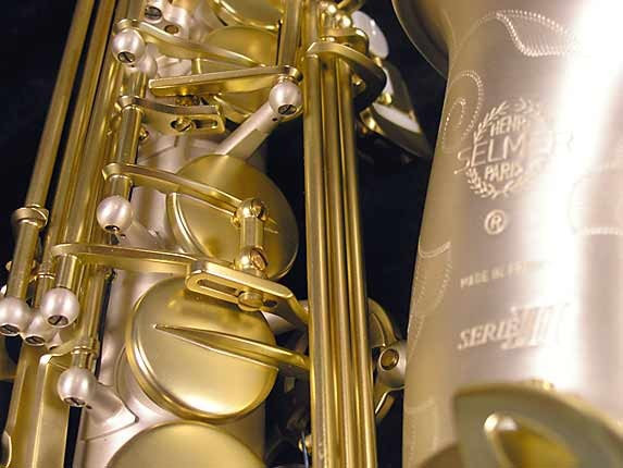 "Selmer ""Millenium Edition"" SA80 serie III Alto - 611949 - Photo # 11"