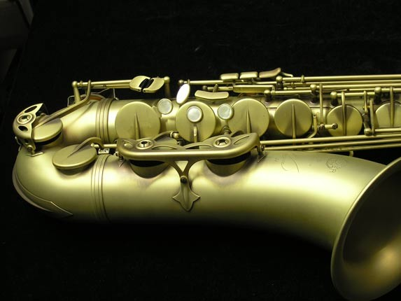 Selmer Reference 54 Tenor - 640108 - Photo # 2