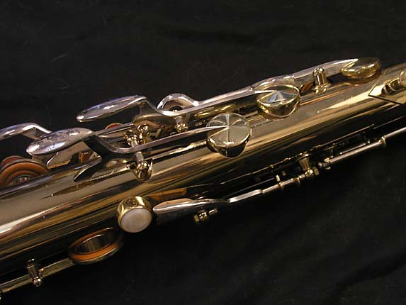 King Silver-Sonic Gold Inlay Super 20 Tenor - 385231 - Photo # 9
