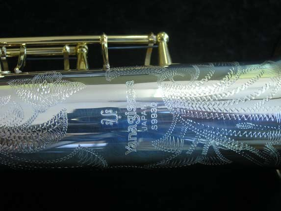Yanagisawa Sterling Silver S-9930 Soprano - 00217816 - Photo # 19