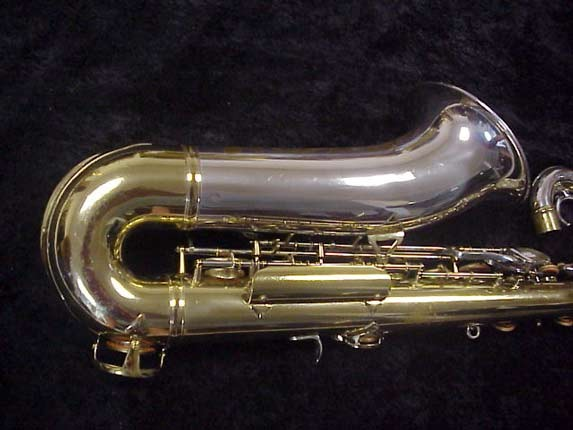 King Silver-Sonic Gold Inlay Super 20 Tenor - 532373 - Photo # 5