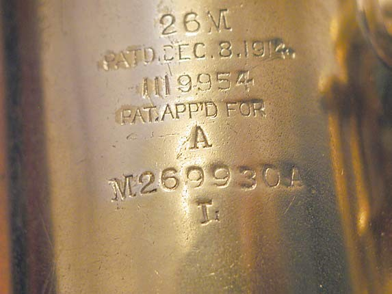 Conn Gold Plate 26M Alto - 269930 - Photo # 15