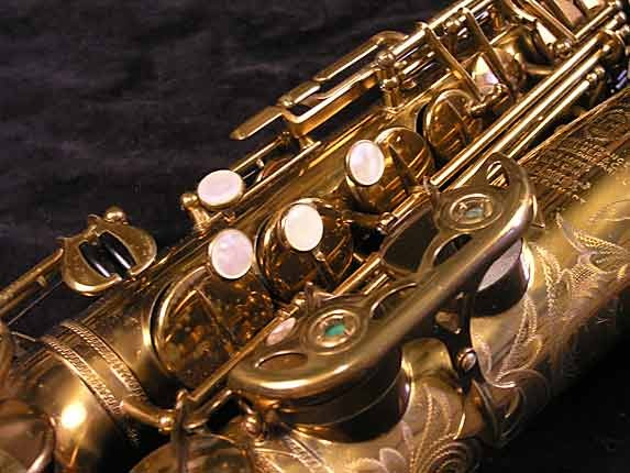 Selmer Lacquer Balanced Action Alto - 26416 - Photo # 12