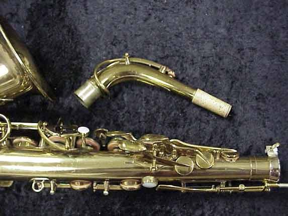 Selmer Lacquer Super Balanced Action Alto - 51899 - Photo # 6