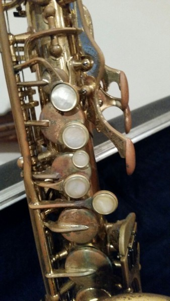 Identifying a Conn Alto sax | Forums | Saxophone org