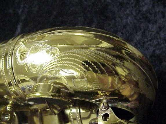 Selmer Lacquer Super Balanced Action Tenor - 39981 - Photo # 25