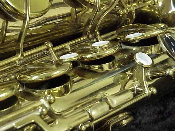 Selmer Lacquer Mark VI Tenor - 115991 - Photo # 26