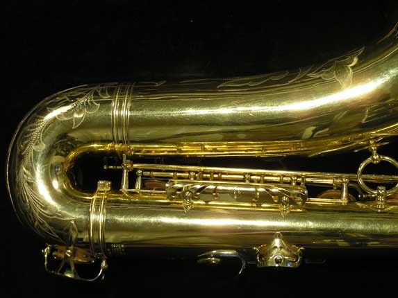 Selmer Gold Plate Mark VI Tenor - 142934 - Photo # 5