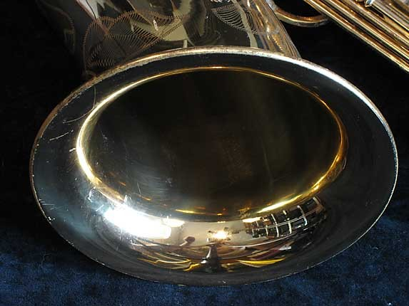 Selmer Lacquer Super Action 80 Tenor - 351678 - Photo # 16