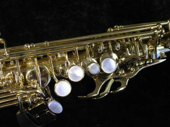 Selmer Lacquer Super Action 80 serie III Soprano - 510733 - Photo # 7