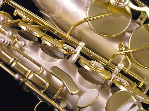 "Selmer ""Millenium Edition"" SA80 serie III Alto - 611949 - Photo # 12"