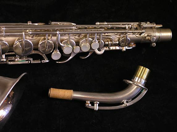 Buescher Silver Plate True Tone Alto - 211895 - Photo # 4