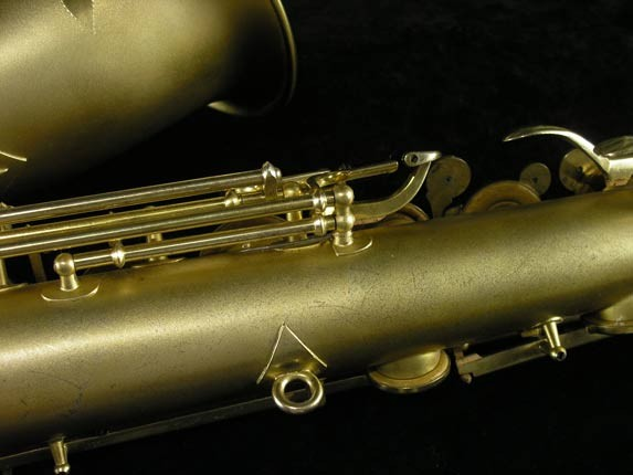 Buescher Gold Plate True Tone Tenor - 211585 - Photo # 19