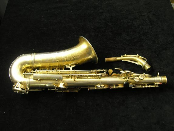 SML Gold Plate Rev. D Alto - 10145 - Photo # 4