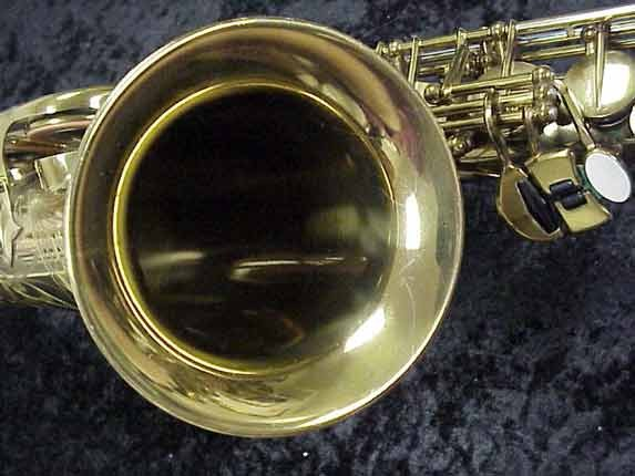 Selmer Lacquer Super Balanced Action Alto - 51899 - Photo # 7