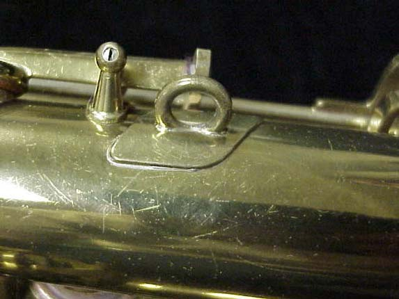 Selmer Lacquer Mark VI Alto - 109326 - Photo # 28