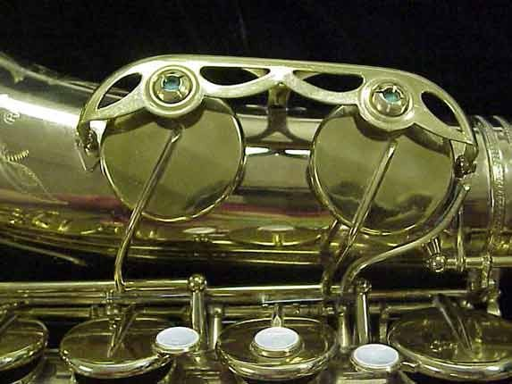 Selmer Lacquer Mark VI Tenor - 115991 - Photo # 27