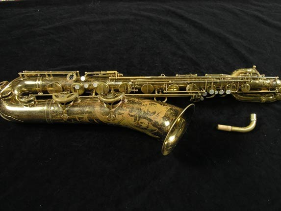 Selmer Lacquer Mark VI Baritone - 137237 - Photo # 1
