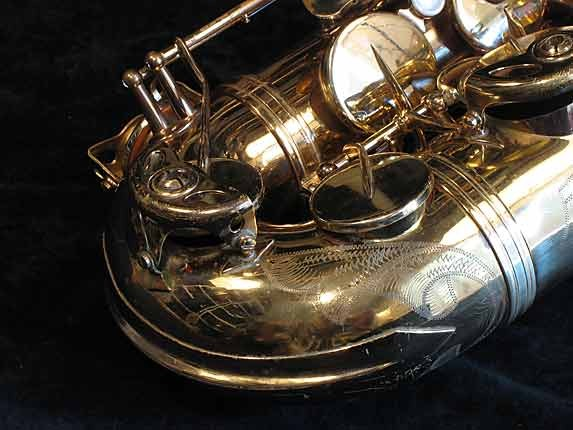Selmer Lacquer Super Action 80 Tenor - 351678 - Photo # 17