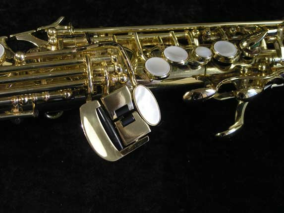 Selmer Lacquer Super Action 80 serie III Soprano - 510733 - Photo # 8