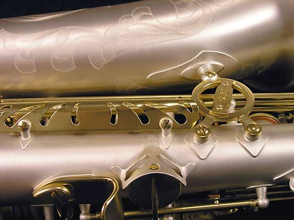 "Selmer ""Millenium Edition"" SA80 serie III Alto - 611949 - Photo # 13"