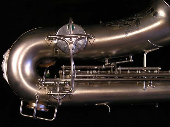 Buescher Silver Plate True Tone Alto - 211895 - Photo # 5