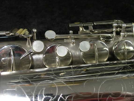 "Martin Silver Plate ""The Martin"" Tenor - 176595 - Photo # 11"