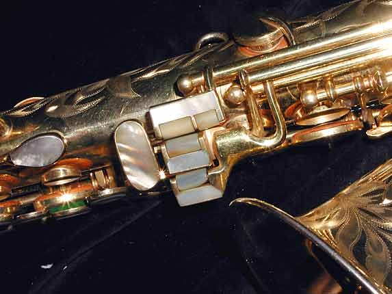 "King Gold Plate H.N. White ""Artist"" Alto - 99103 - Photo # 12"
