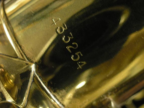King Lacquer-Sterling Neck Super 20 Tenor - 433254 - Photo # 22