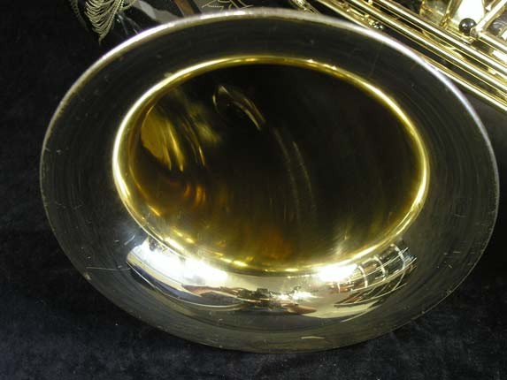 Keilwerth Black Nickel SX-90R Tenor- 102812 - Photo # 10