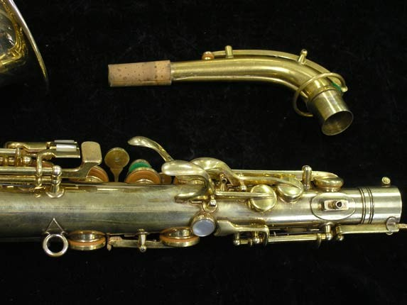 "Conn ""Portrait"" Gold Plate ""Angel"" Alto - 180010 - Photo # 6"