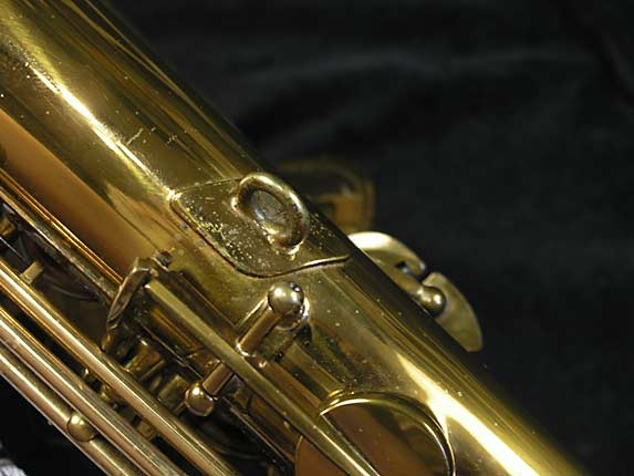 Selmer Lacquer Balanced Action Alto - 26416 - Photo # 14