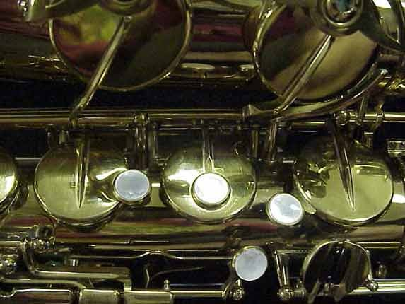 Selmer Lacquer Mark VI Tenor - 115991 - Photo # 28