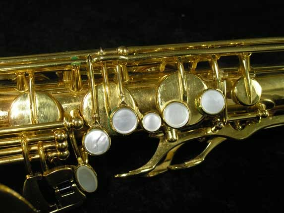 Selmer Gold Plate Mark VI Tenor - 142934 - Photo # 7